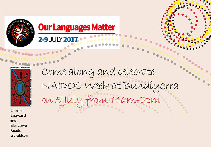 NAIDOC Week at Bundiyarra