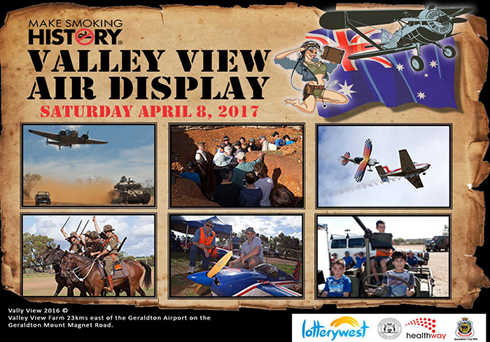 Valley View Air Display