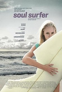 Panaceum Films on the Foreshore | Soul Surfer (PG)