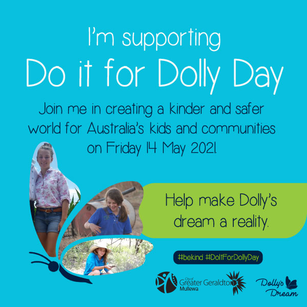 Do it for Dolly Day - Mullewa Morning Tea