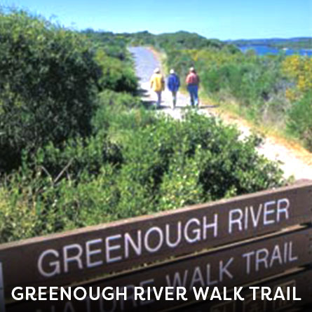 Greenough River Walk Trail