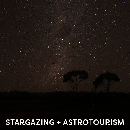 Stargazing and Astrotourism
