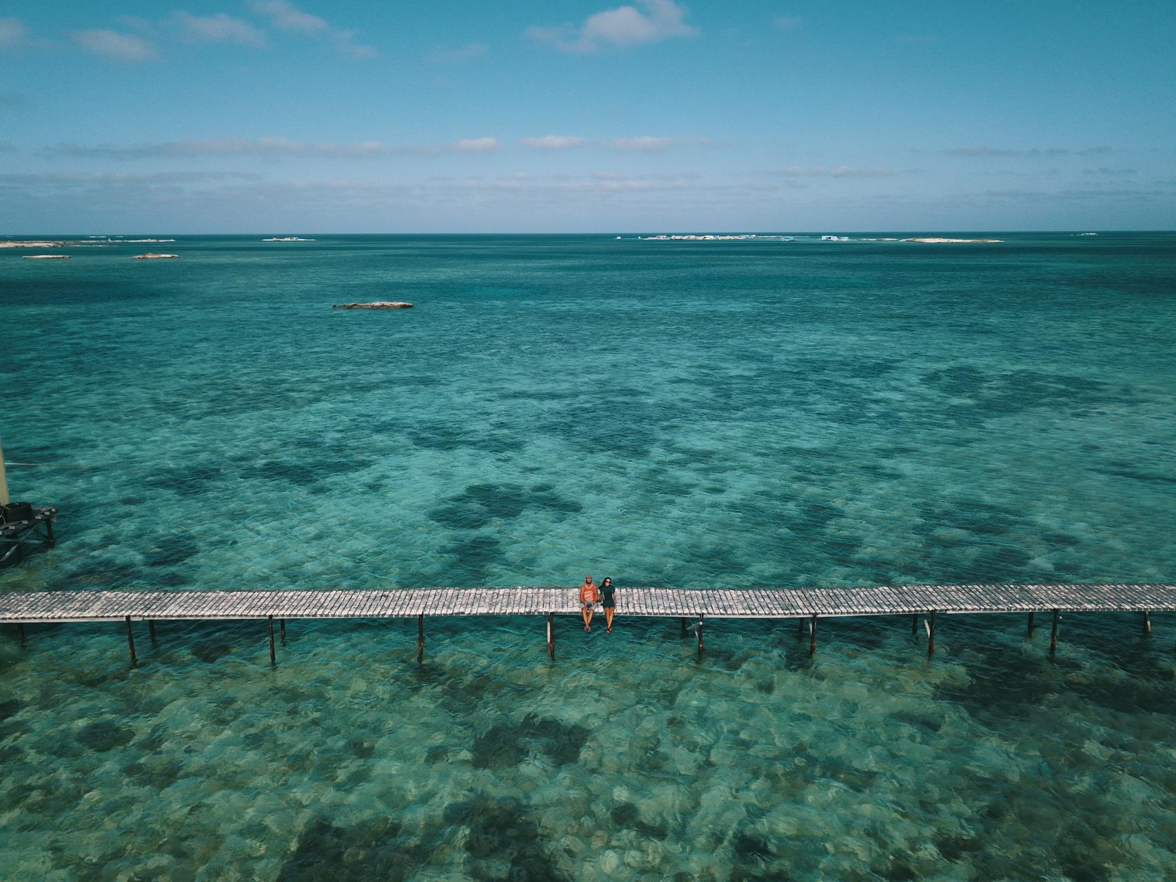 Les Manalas - Abrolhos Islands
