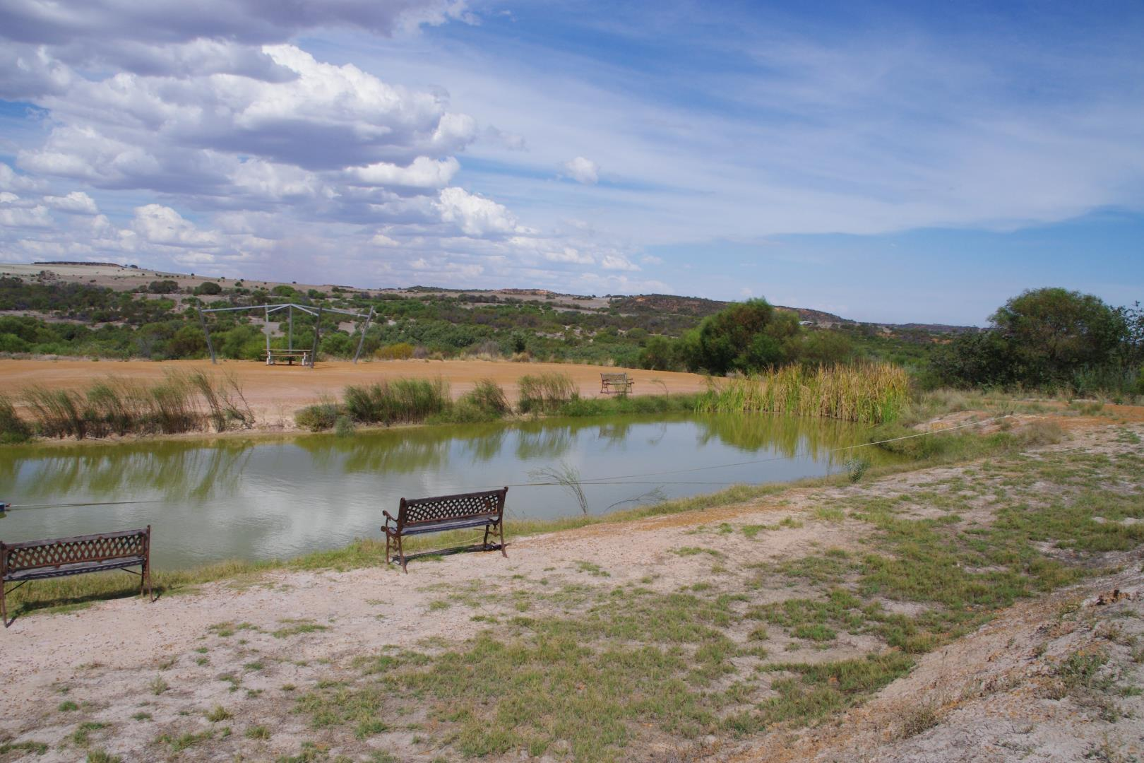 Chapman Valley Fishing Park