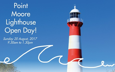 Point Moore Lighthouse Open day