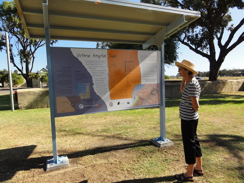 Geraldton Heritage Trails