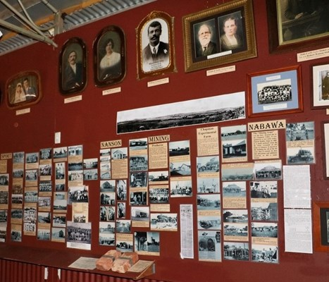 Chapman Valley Historical Society - Timeline of Chapman Valley