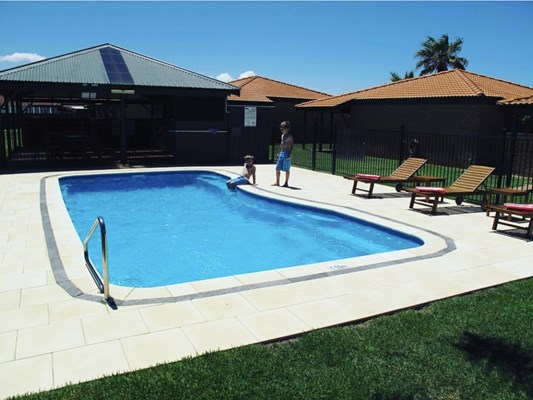 Harmony Property Solutions - Ocean West pool