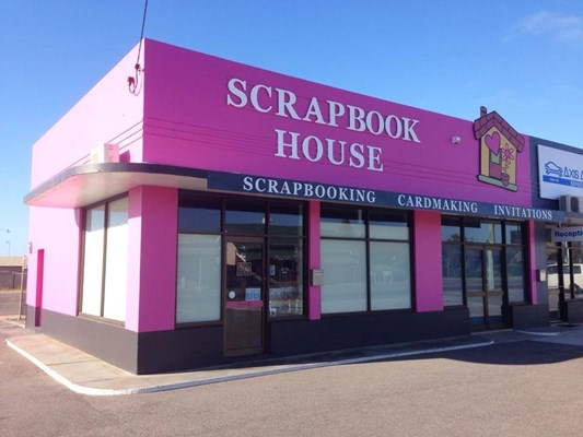 The Scrapbook House - The Scrapbook House