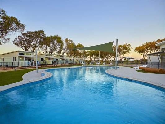 RAC Cervantes Holiday Park - RAC Cervantes Holiday Park