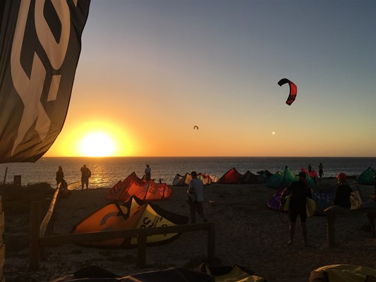 KiteWest Watersports - Sunset's Session