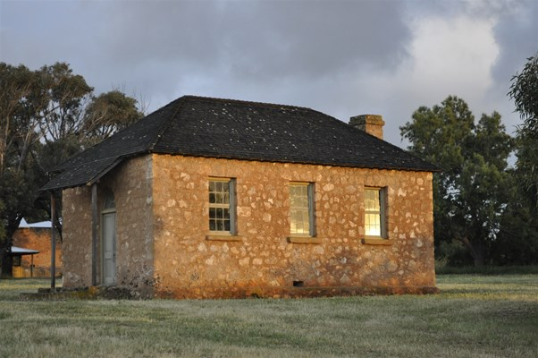 Central Greenough Historic - Central Greenough School (1865)