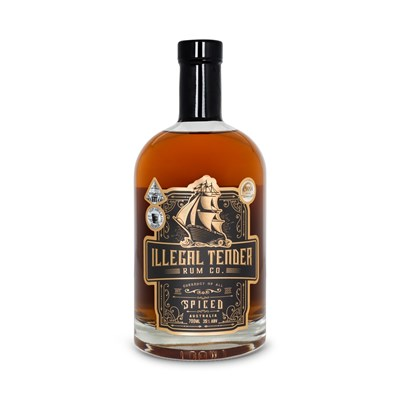 Illegal Tender Rum Co - Spiced