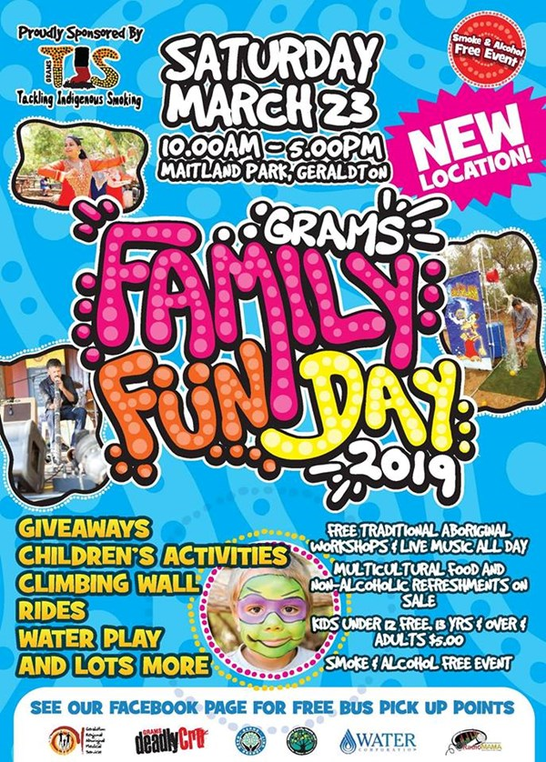 GRAMS Family Fun Day