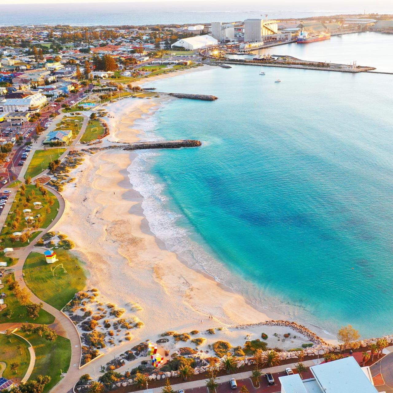 City sets sights on #1 holiday destination in WA