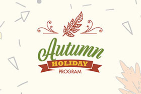 Take a leaf out of the Autumn School Holiday Program