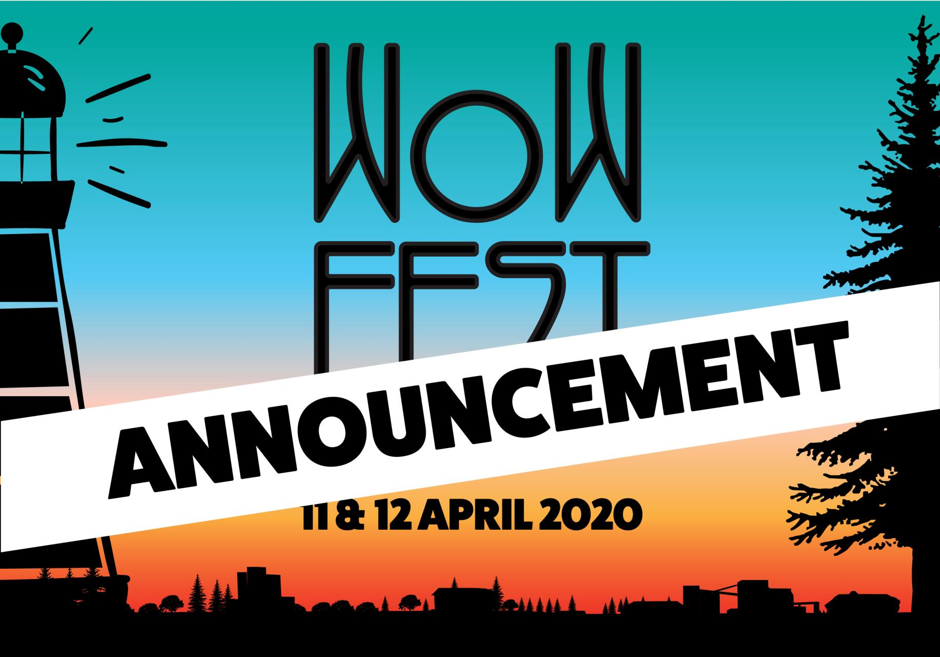 WoW Fest Announcement