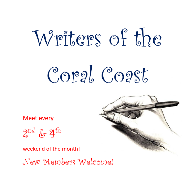 Writers of the Coral Coast