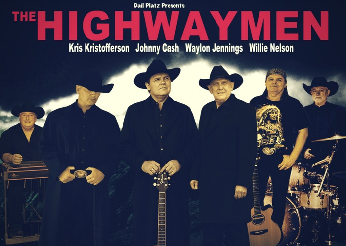 The Highwaymen - Outlaws of Country