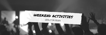 Weekend Activities!