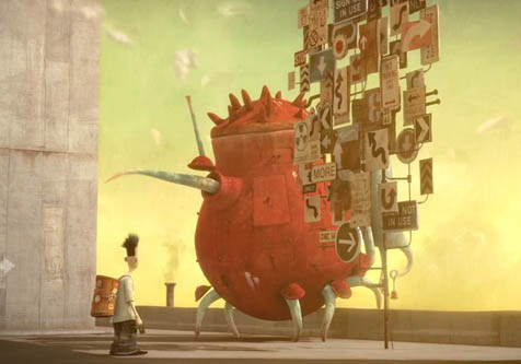 Shaun Tan's 'The Lost Thing' - From Book to Film