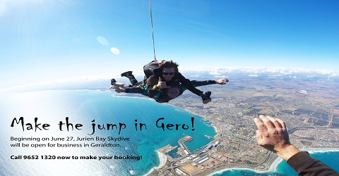 Make the Jump in Gero